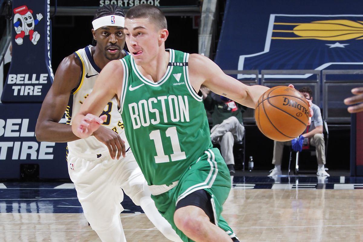 El paso por Lugo de la última sensacion de los Boston Celtics