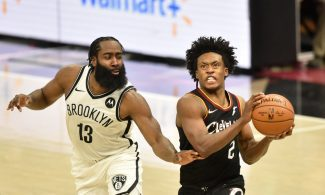Partido salvaje de Collin Sexton para amargar el estreno del Big-Three de Brooklyn