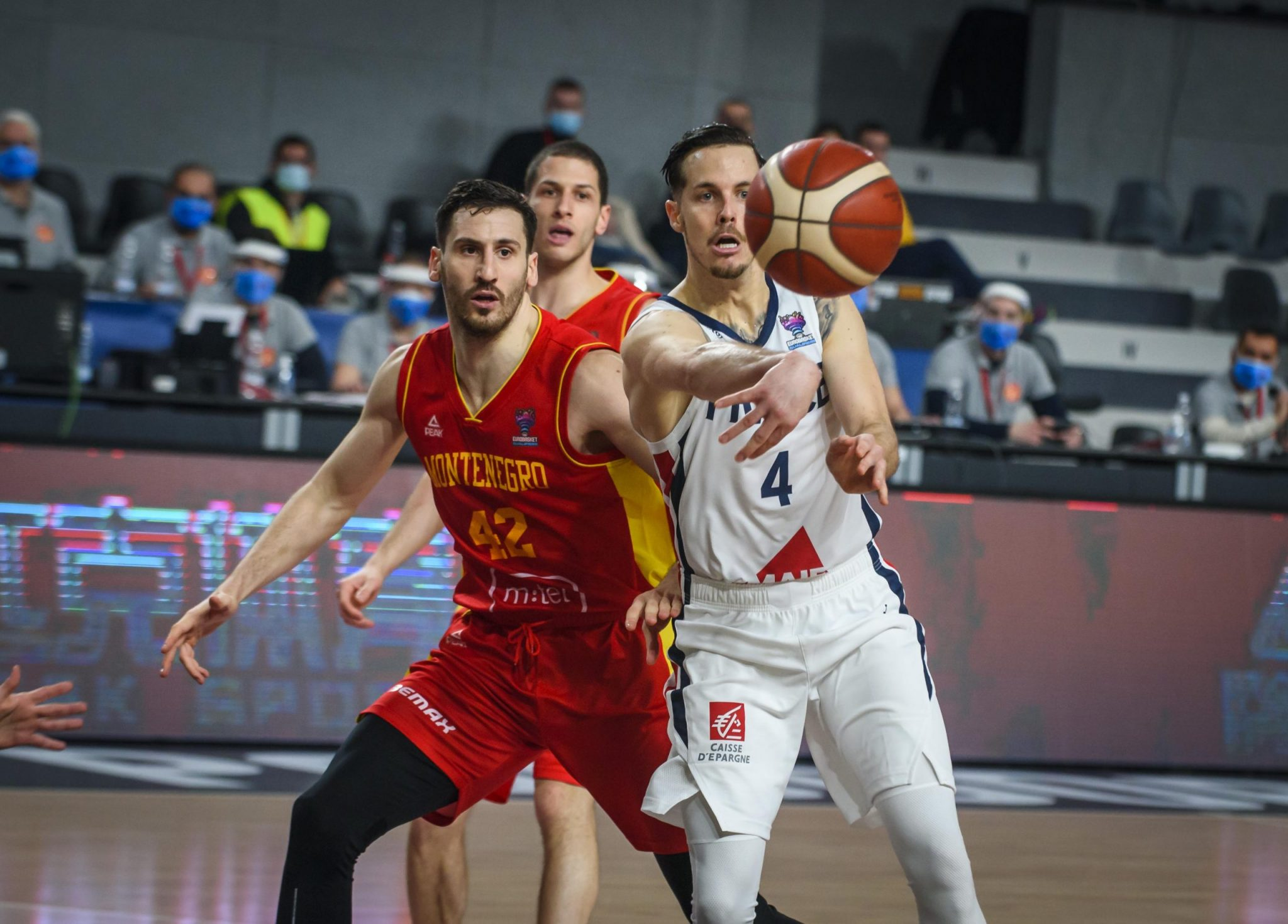 Heurtel vuelve a jugar: Clave en el partido de Francia y clasificación para el Eurobasket