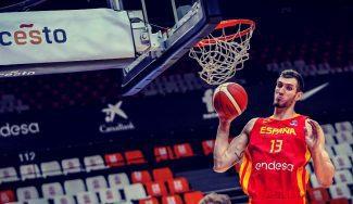 Los 13 convocados de la Selección Española para la última ventana del Eurobasket 2022