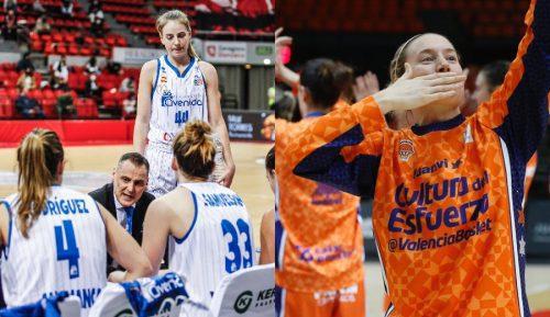 ¡No pierden! La increíble racha de Valencia Basket y Perfumerías Avenida
