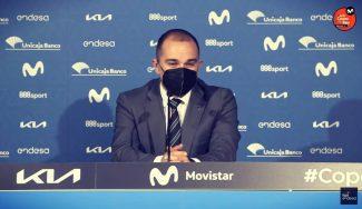 Las palabras de Durán tras caer ante el TD Systems Baskonia en Copa