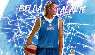 Bella Alarie, nueva jugadora de Avenida. Cinco aspectos sobre la joven estadounidense