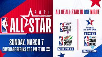 OFICIAL: Habrá All-Star de la NBA y se jugará el 7 de marzo