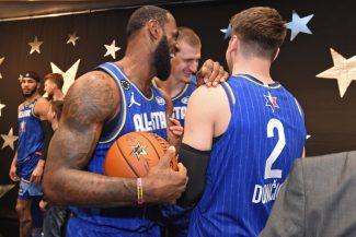 La NBA anuncia los titulares del All-Star y cuándo serán los eventos