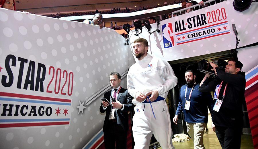 Sabonis el olvidado: Los números sin precedentes que le dejan fuera del All-Star