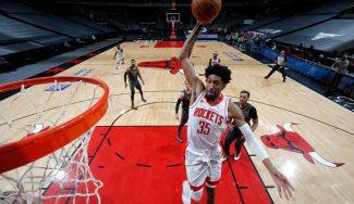 El despertar de Christian Wood, la gran sorpresa de los Houston Rockets