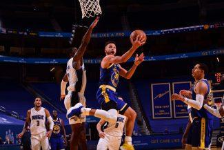 Stephen Curry está de vuelta: su último partido que confirma su gran temporada