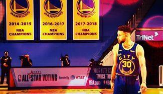Regreso al pasado: Los numerazos de Stephen Curry que igualan los de su mejor año en la NBA