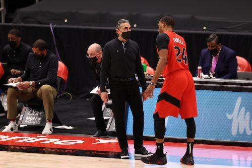 Scariolo, primer entrenador de los Raptors debido al protocolo Covid del staff de Toronto