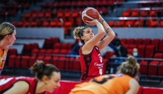 OFICIAL: Laura Nicholls deja Casademont Zaragoza