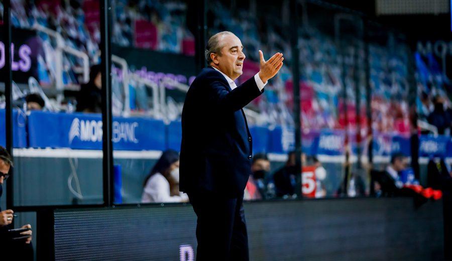 La reflexión de Txus Vidorreta sobre la competitividad de los equipos Euroliga