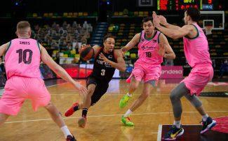 El Barça llega a la Copa con victoria: gana al Bilbao Basket y reparte minutos