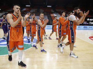 Valencia Basket: La plantilla con la que se presenta a la Copa del Rey