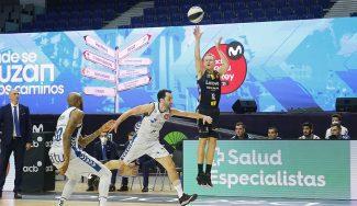 El Lenovo Tenerife acribilla a triples al Hereda San Pablo Burgos y se mete en semifinales de Copa