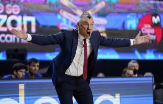 Síguela en directo: rueda de prensa de Jasikevicius y Katsikaris tras el partido de Copa (Vídeo)