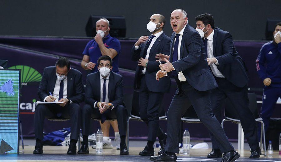 Las palabras de Pablo Laso tras la derrota en la final de la Copa del Rey frente al Barça