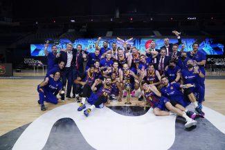 El Barça se proclama campeón de la Copa del Rey tras derrotar al Real Madrid en la final