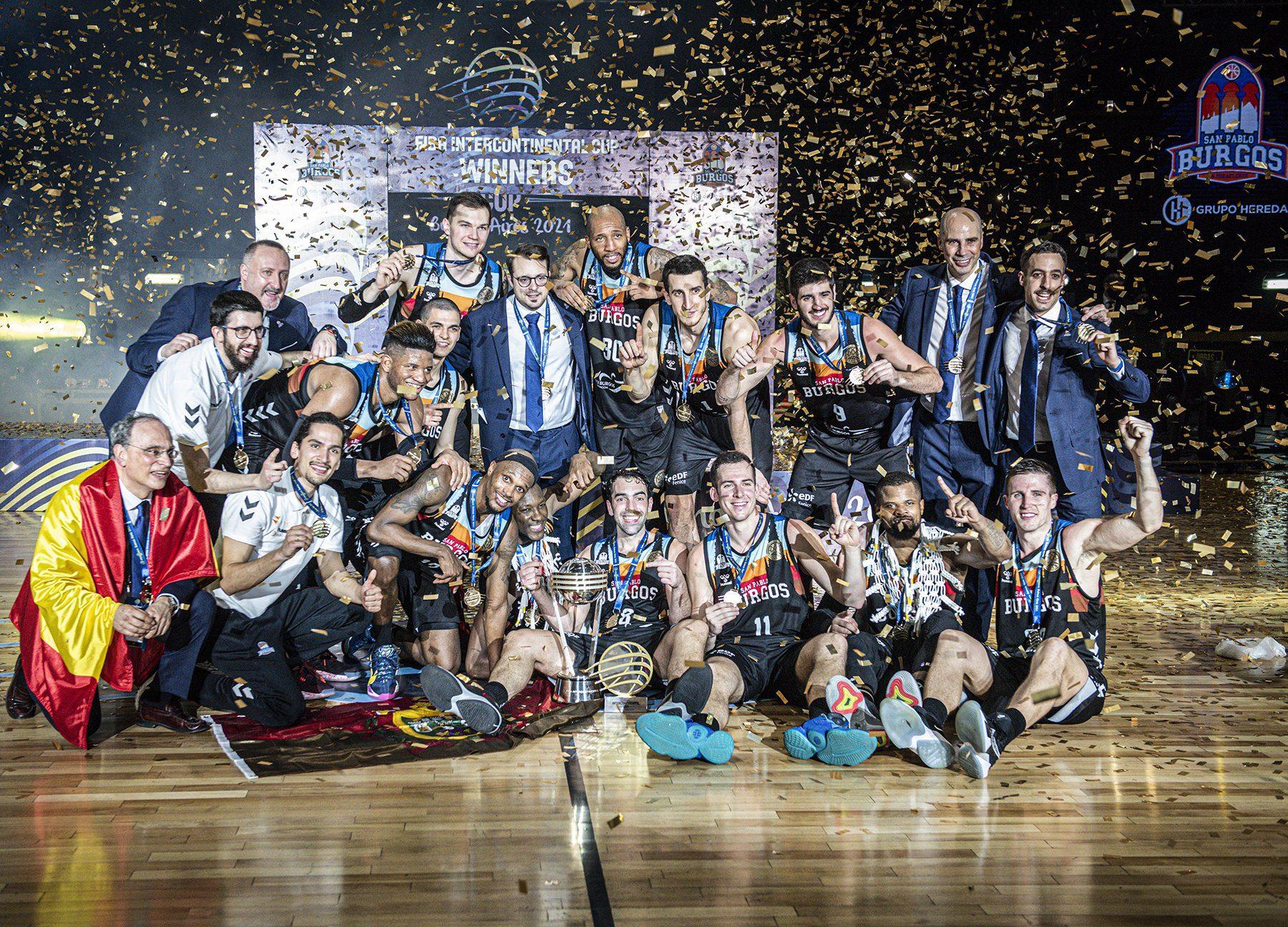 La trayectoria del baloncesto en Burgos: una década de auténtica locura hasta la Intercontinental
