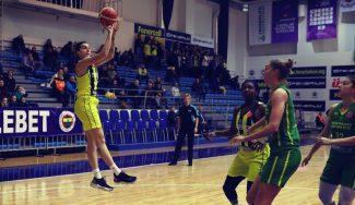 Laura Nicholls regresa a Fenerbahçe para luchar por la Euroliga