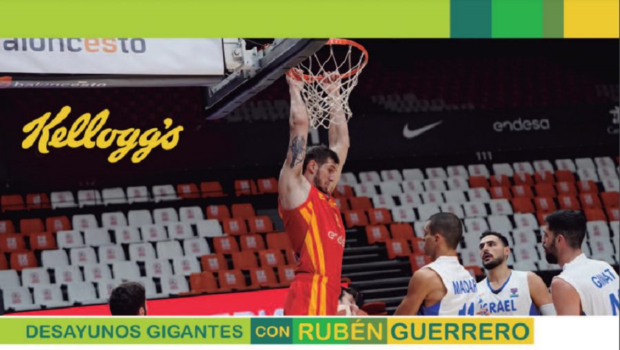 Desayunos Gigantes con Rubén Guerrero