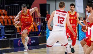 Fran Guerra decide y Jonathan Barreiro lidera la victoria de España frente a Polonia