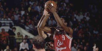 El recital de Mark Davis en la final de Copa 1990 con 44 puntos (Vídeo)