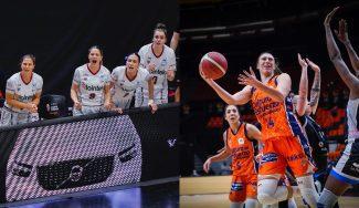 Gernika y Valencia completan las semifinales de la Copa de la Reina 2021