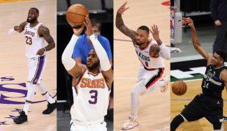 El TOP-10 de jugadores NBA con más ingresos en la actualidad