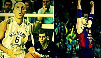 El Djordjevic jugador, por Piti Hurtado: 'Adaptado a la ambición'