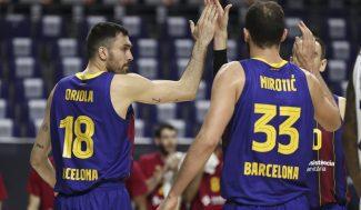 Oriola lidera al Barça en el asalto al Wizink y afianza el primer puesto del Barça