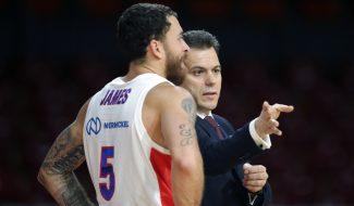 El presidente del CSKA habla sobre la situación de Mike James tras ser apartado por Itoudis