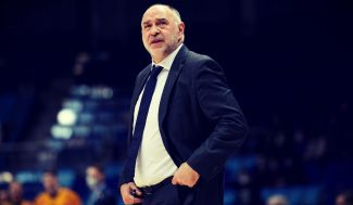 Las palabras de Laso tras la derrota ante el Khimki: «Nuestra primera parte ha sido inaceptable»