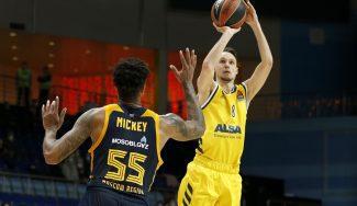 Marcus Eriksson destroza al Khimki e iguala el récord de triples en la Euroliga