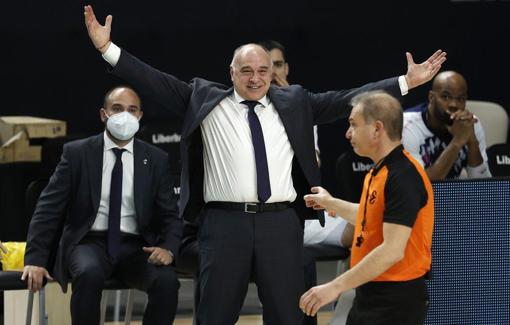 Las palabras de Chus Mateo y Alocén tras la derrota del Real Madrid ante el Efes