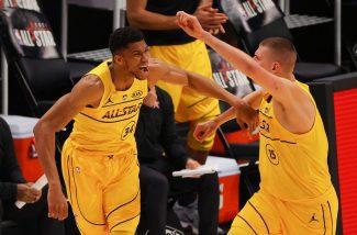 All-Star Game: Poca emoción y un Antetokounmpo que hace historia como MVP