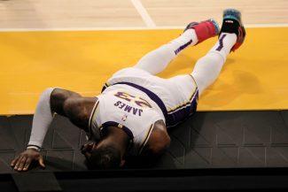 Sin fecha de regreso: ¿Qué se sabe de la lesión de LeBron James?