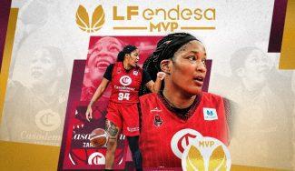 Markeisha Gatling, MVP de la Liga Femenina Endesa 2020-2021
