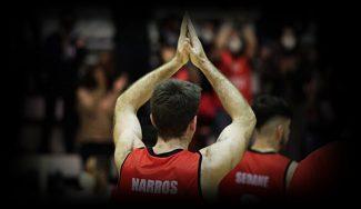 Iñaki Narros dejará el baloncesto al término de la presente temporada