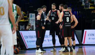 Jenkins lidera y Balvin cierra la importante victoria del RETAbet Bilbao Basket frente al Coosur Real Betis