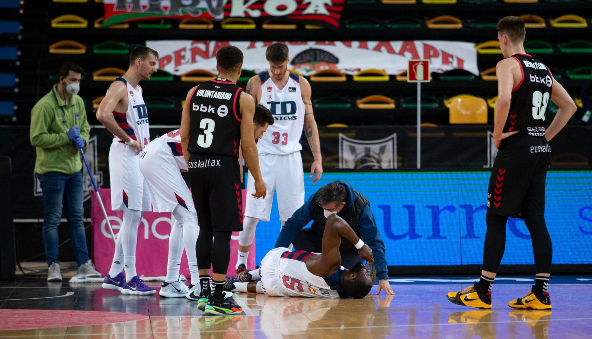 Noticias ACB: Parte médico de Jekiri, nuevo positivo en Burgos y renovación de Dani Pérez