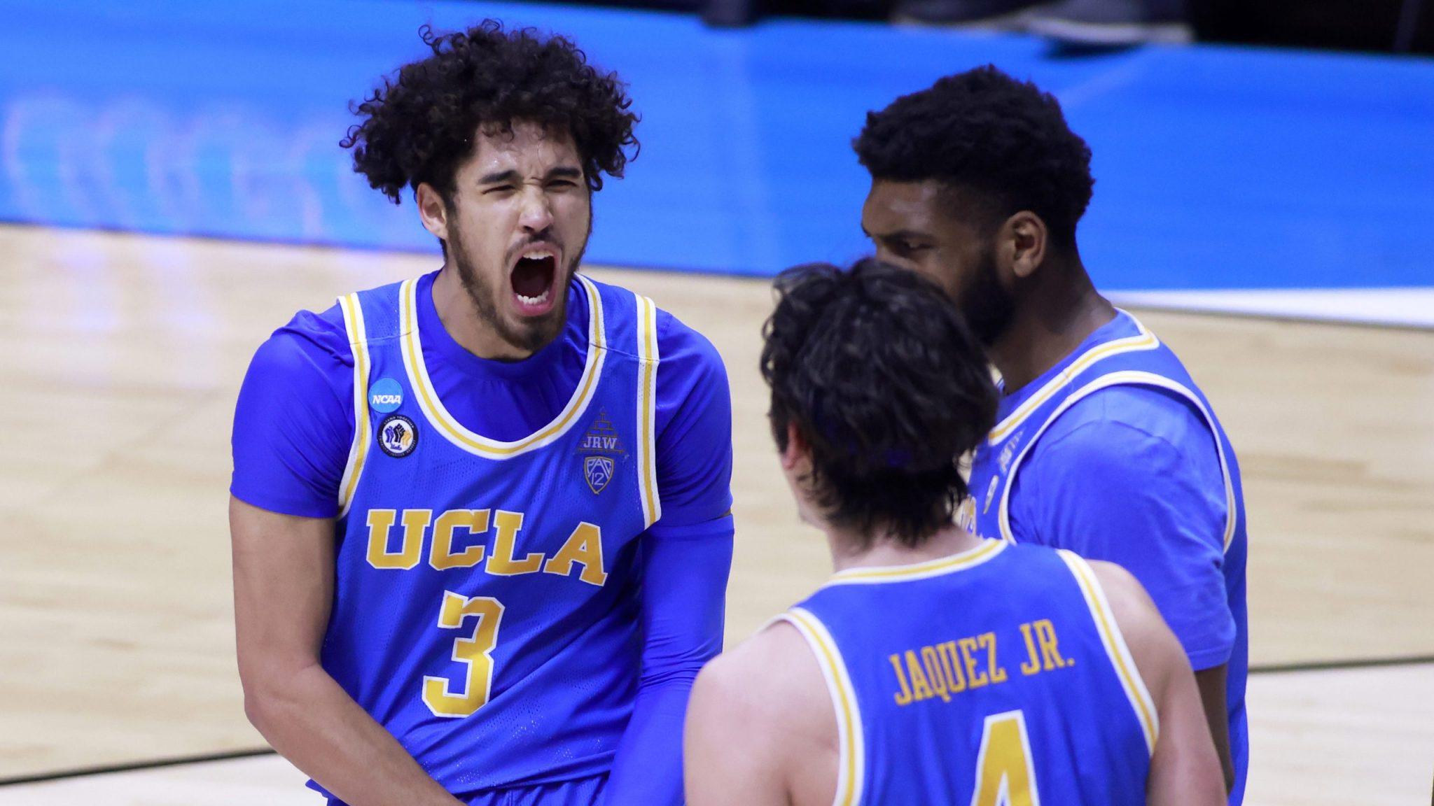 Qué cierre de 'Sweet Sixteen': UCLA sorprende a Alabama en el mejor partido del torneo