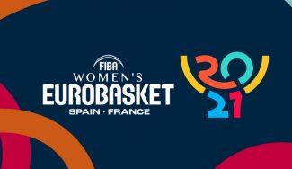 Hoja de ruta del Eurobasket femenino 2021. España jugará ante Suecia, Bielorrusia y Eslovaquia