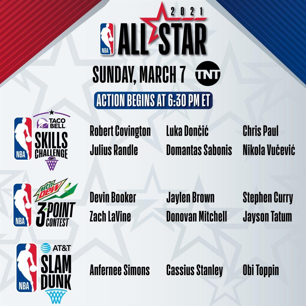 Concurso NBA