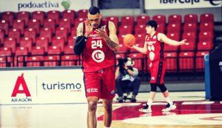 Jacob Wiley, energía para la Basketball Champions League