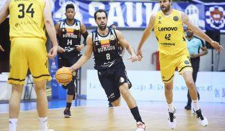 El Hereda San Pablo Burgos supera con claridad al Lenovo Tenerife en la BCL