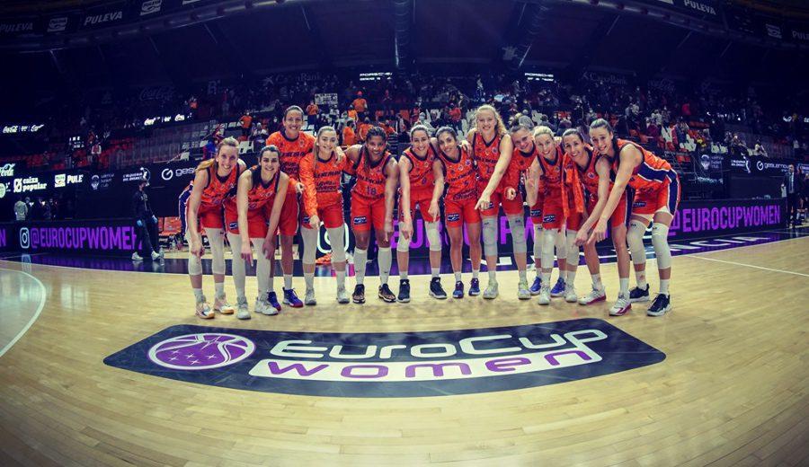 Valencia Basket gana y se mete en la primera Final Four de Eurocup de su historia