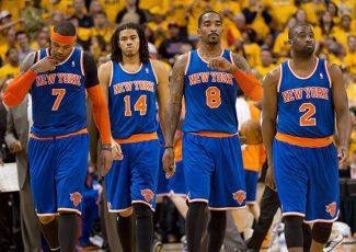 El 'hito' de los Knicks que no ocurría desde 2013. ¿Quién jugaba en aquel equipo?