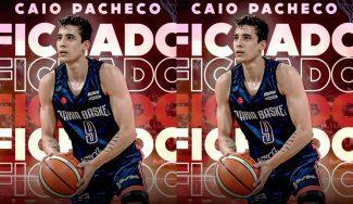 De Frankamp a Pacheco. El UCAM Murcia se vuelve a reforzar tras la lesión de Isaiah Taylor