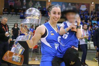 Silvia Domínguez, el reto de ser madre siendo deportista de élite
